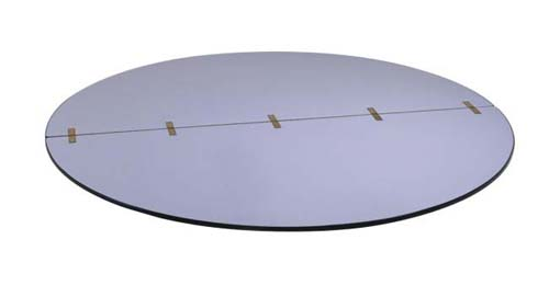 Folding Round Table Top
